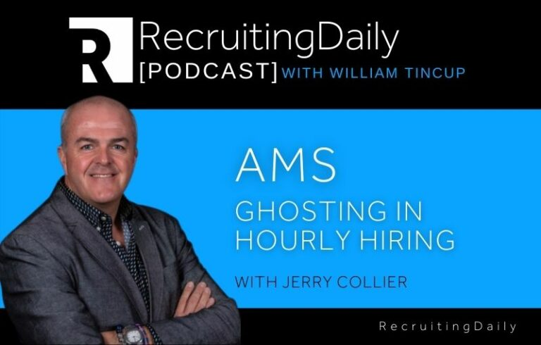AMS – Ghosting in Hourly Hiring With Jerry Collier