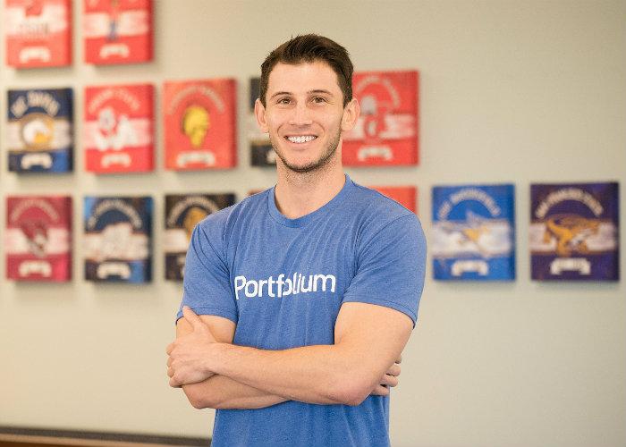 Portfolium CEO Adam Markowitz
