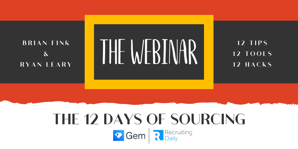 12 Days of Sourcing 2020
