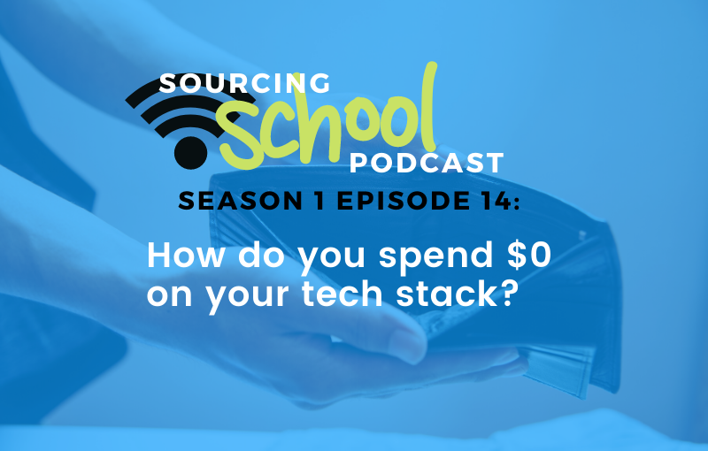 spend $0 on your tech stack
