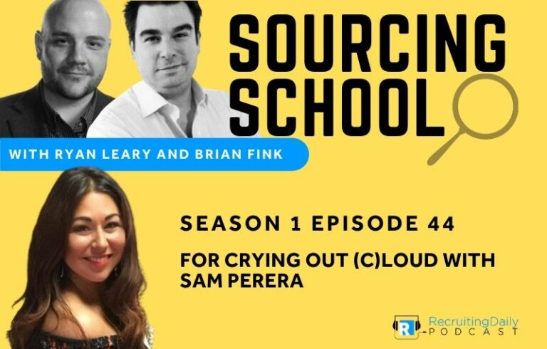 Sourcing School: For Crying Out (c)loud with Sam Perera