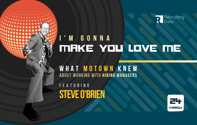 What Motown Knew About Working with Hiring Managers