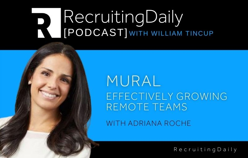 MURAL Effectively Growing Remote Teams with Adriana Roche