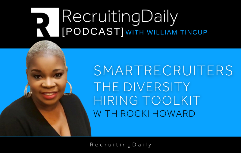SmartRecruiters – The Diversity Hiring Toolkit with Rocki Howard