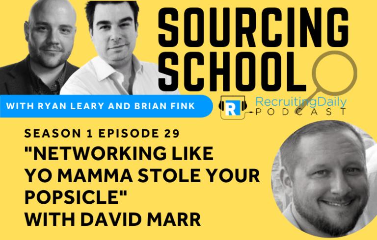 Sourcing School: Networking Like Yo Mamma Stole Your Popsicle