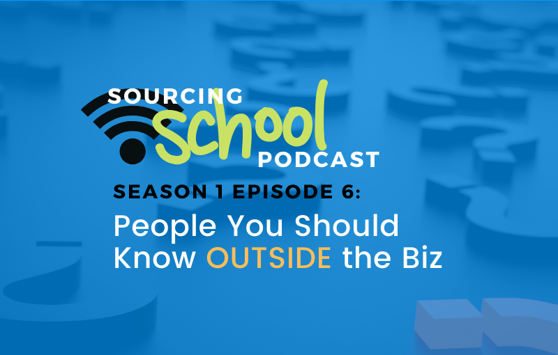 people to follow outside the biz