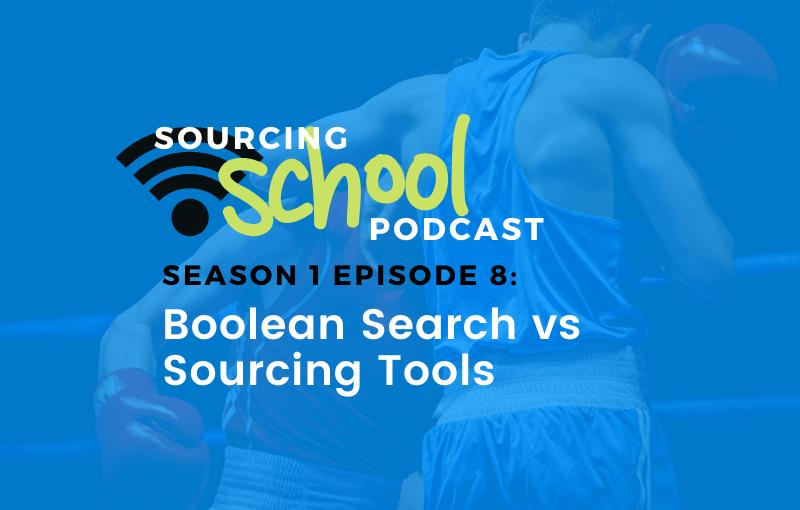 Boolean vs Sourcing Tools