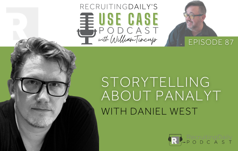 Storytelling about Panalyt with Daniel West