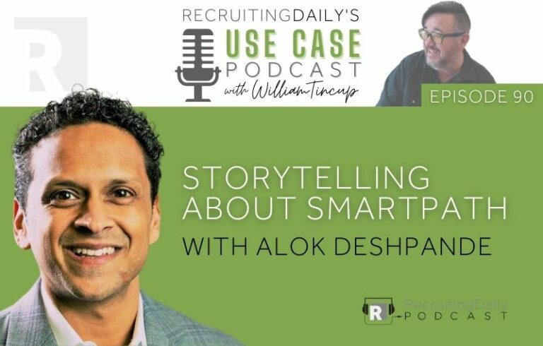 The Use Case Podcast: Storytelling about SmartPath with Alok Deshpande