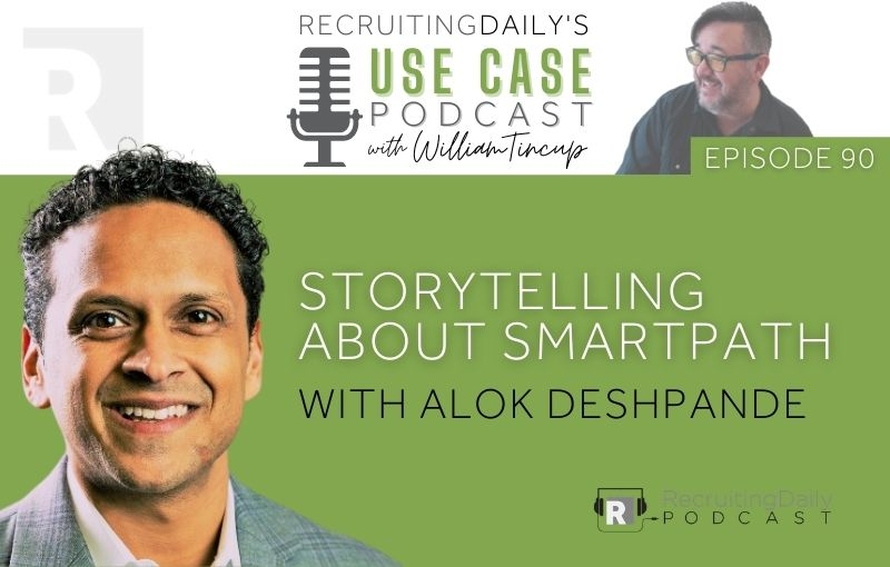 Storytelling about SmartPath with Alok Deshpande
