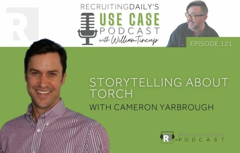 The Use Case Podcast: Storytelling about Torch with Cameron Yarbrough