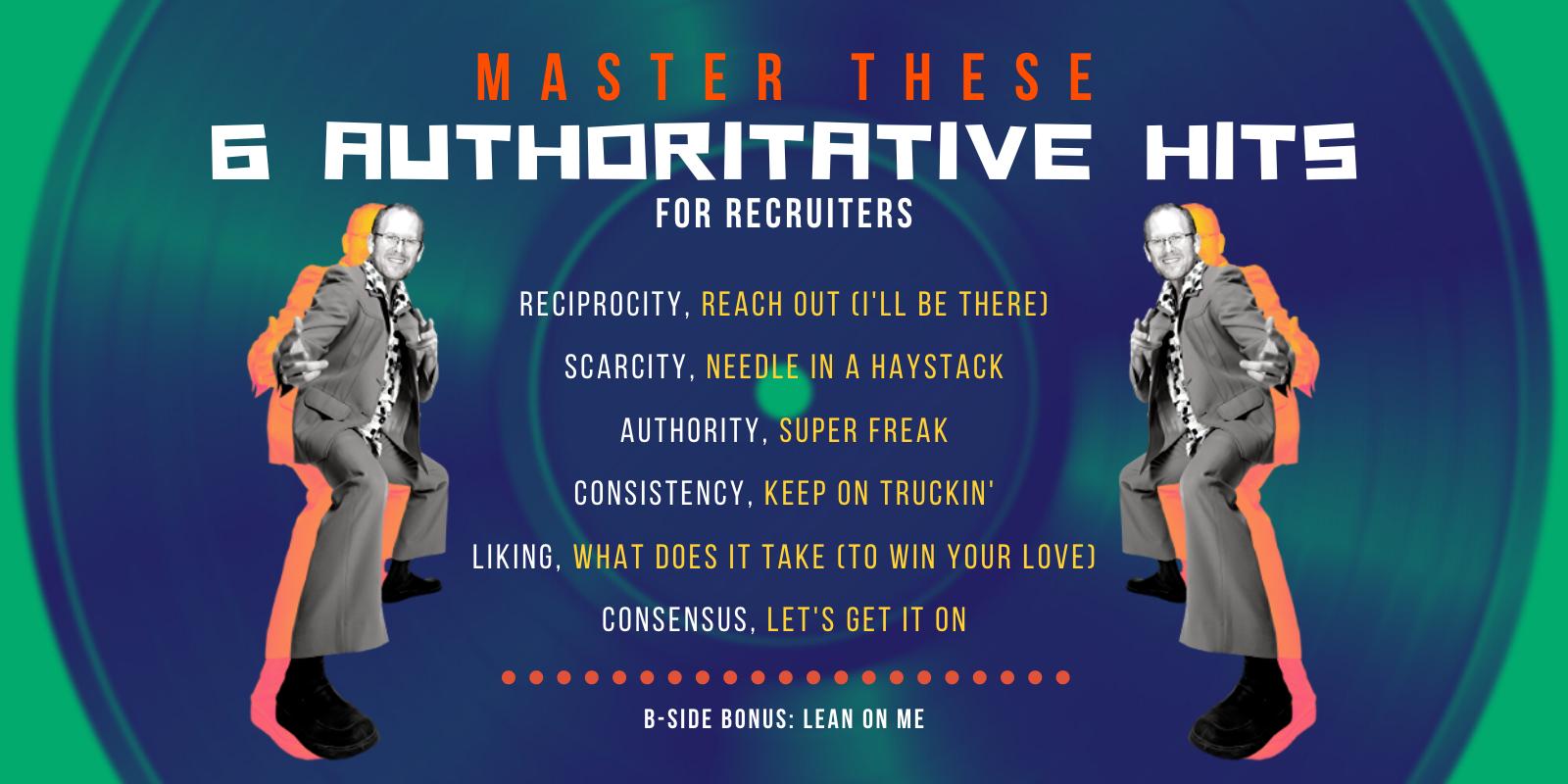 6 Authoritative Hits for Recruiters
