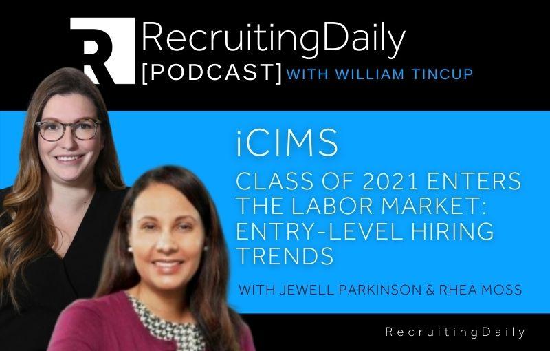 iCIMS - Rhea Moss & Jewell Parkinson