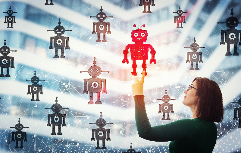 AI is a friend of the Humans – and Putting More People Back to Work