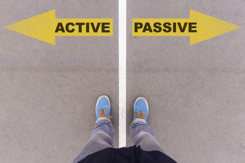 passive candidates