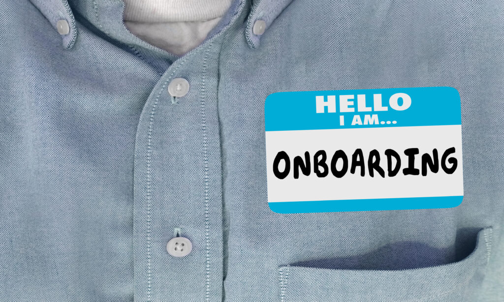 Onboarding RecruitingDaily