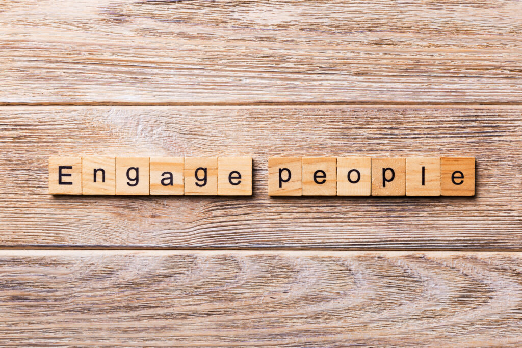 Engage Your People