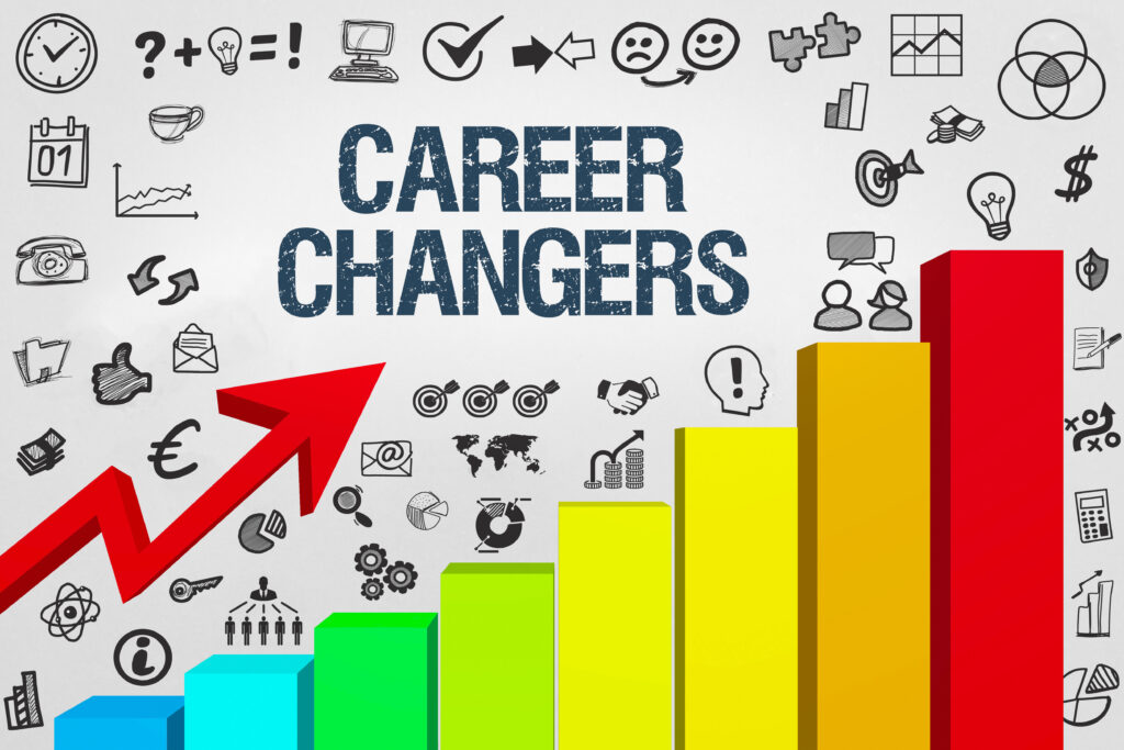 Hiring career changers
