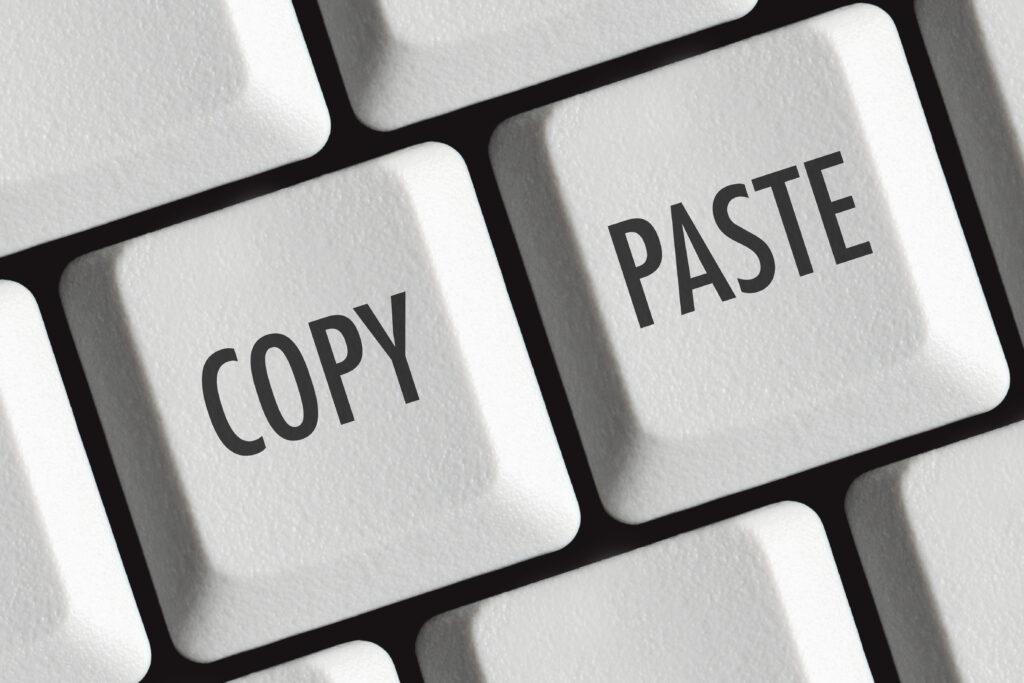 Plagiarism in Recruiting
