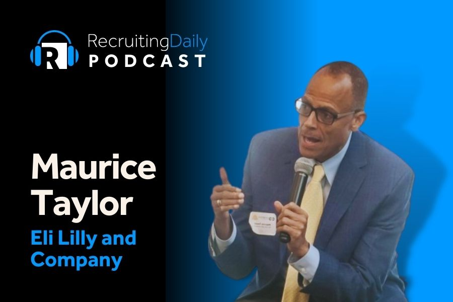 Appealing to Gen Z. Recruiting Emerging Talent In A Remote Work Environment With Maurice Taylor