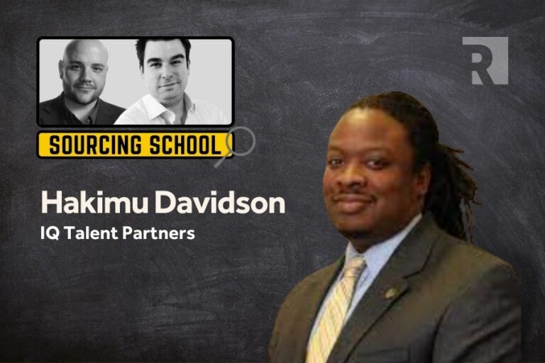 Coach 'Em Up: Putting Your Candidates In Position To Succeed with Hakimu Davidson