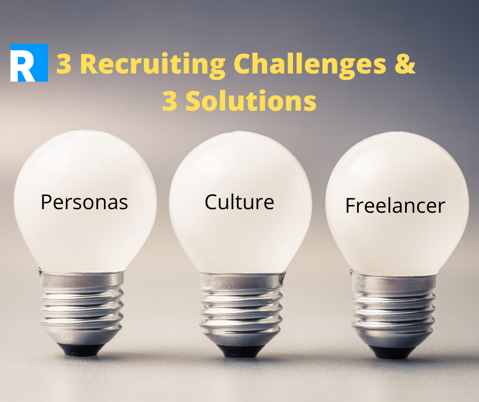 3 Recruiting Challenges