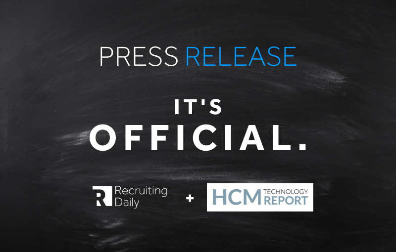 RecruitingDaily Acquires HCM Technology Report