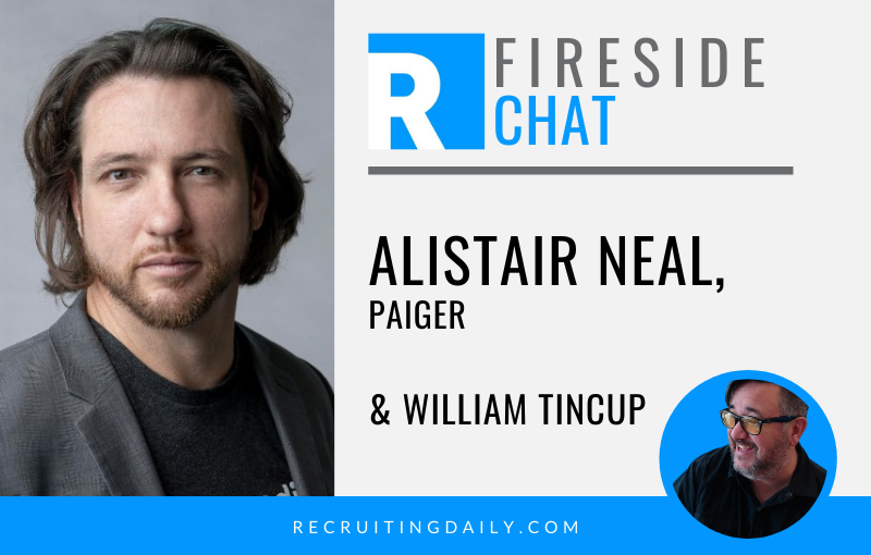 fireside chat Alistair Neal