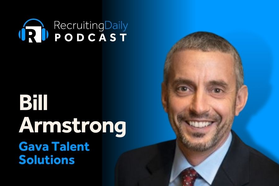 Gava Talent Solutions - Conquering the U.S. Worker Shortage Through International Hiring With Bill Armstrong