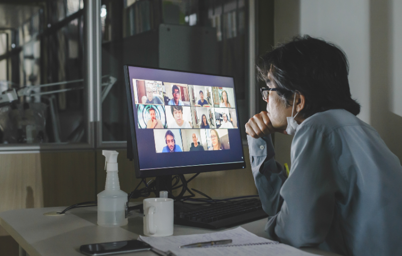 How to build a highly productive remote work environment