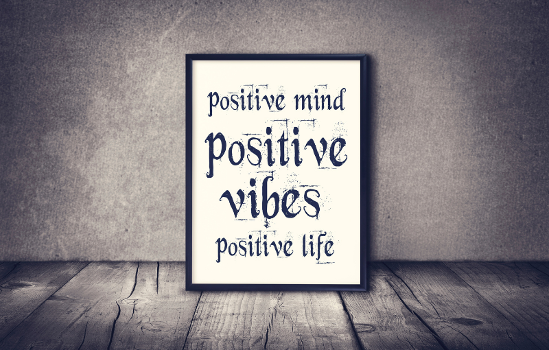Keeping Positive Vibes Throughout Your Office