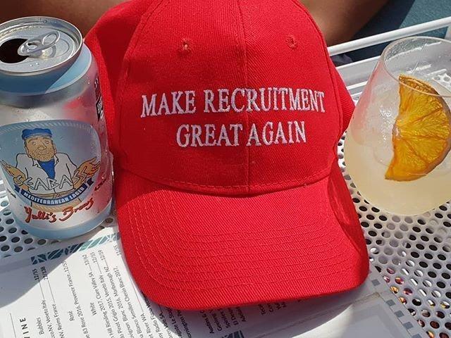 make recruiting great again