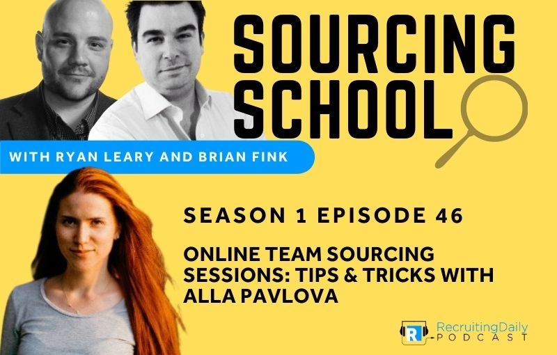 Online team Sourcing Sessions_-Tips Tricks with Alla-Pavlova