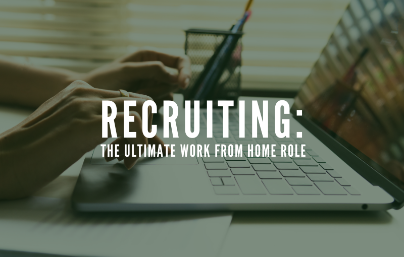 recruiting work from home