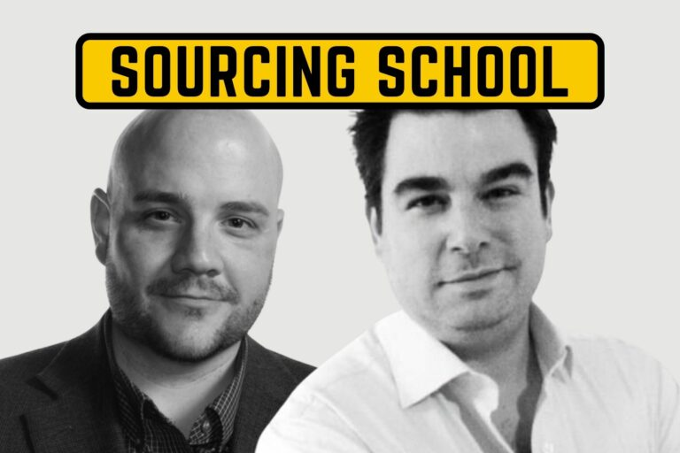 Sourcing School by RecruitingDaily