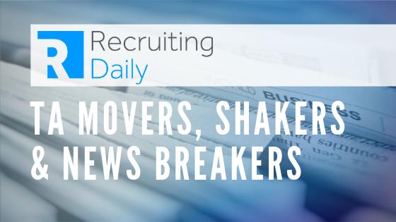 Talent Acquisition News