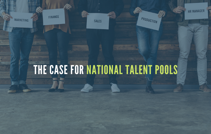 The Case for National Talent Pools