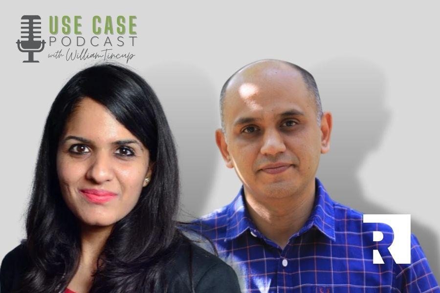 The Use Case Podcast Storytelling about Fitbots with Vidya Santhanam and Kashi KS