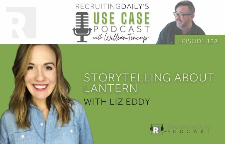 The Use Case Podcast: Storytelling about Lantern with Liz Eddy