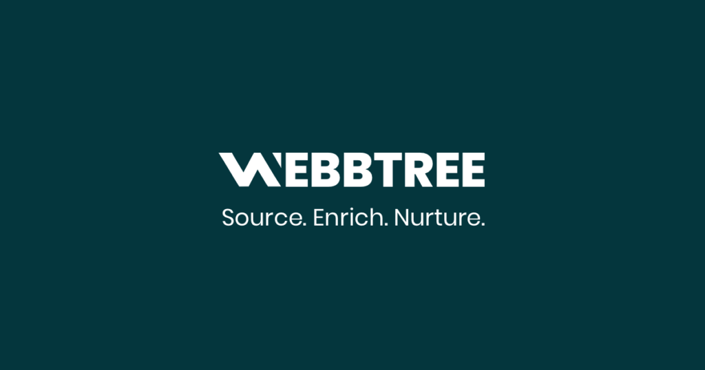Source Better and Faster with Webbtree