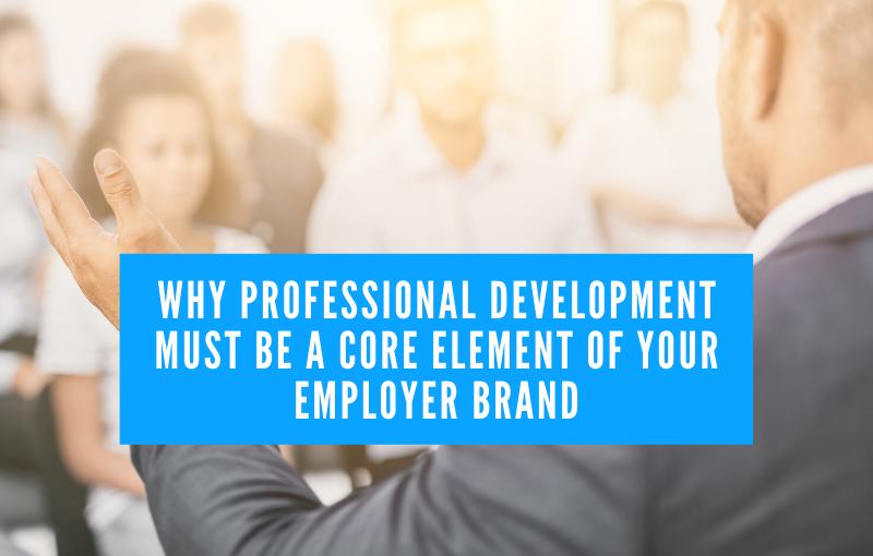 professional development employer brand