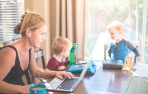 Work From Home and the Impact on Parenting