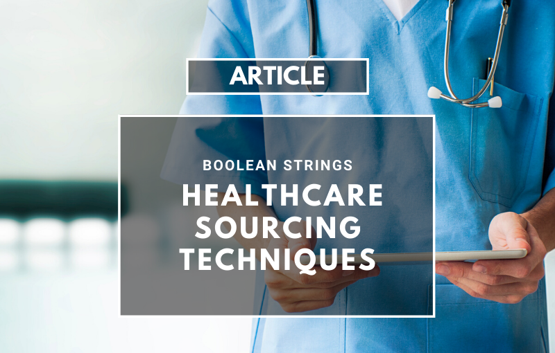 healthcare sourcing