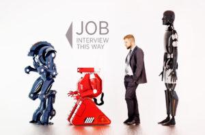 Robot Job Interviews