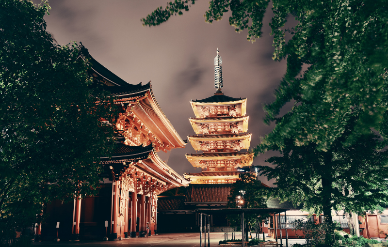 sourcing talent in japan
