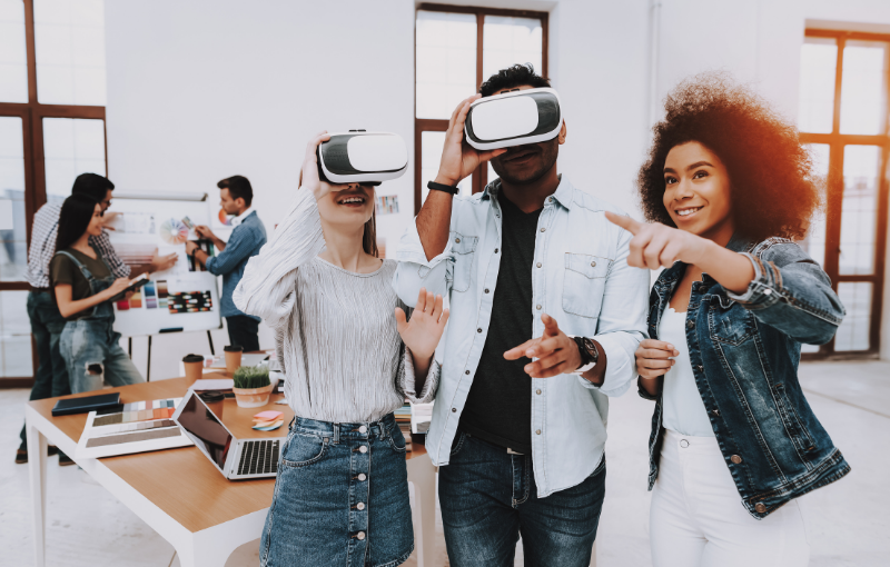 How Virtual Reality Can Make Your Hiring Process Truly Equitable
