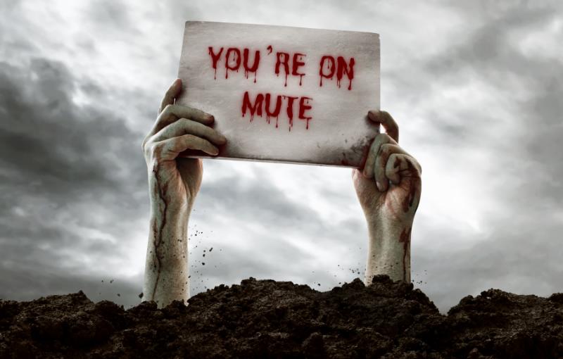 increase employee engagement zoom zombies
